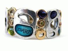 Silver,golden,inspirational,bracelet