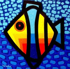 Psychedelic Fish