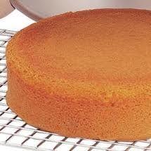 Make a denser box cake.
