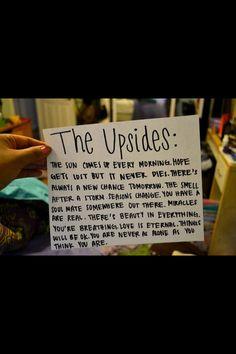 I love that handwriting!