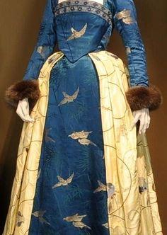 The Tudors Dresses | katheryn howard # gown # the tudors # costume