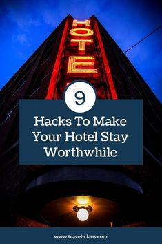 Ever had a hotel stay turn into an absolute nightmare? Everyone has had at least one. Don't let that happen ever again with these 9 Hotel Insider Secrets. Packing List For Travel, Travel Tips, Travel Ideas, Winter Sun Holidays, Road Trip Destinations, Hotel Services, Best Travel Deals, Hotel Stay, Hotel Reviews