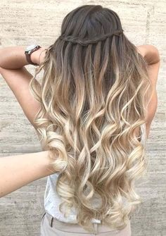 33 perfect balayage blonde hair color trends for 2019 00011 … – Hair Beauty Summer Hairstyles, Pretty Hairstyles, Hairstyle Ideas, Hairstyle Braid, Teenage Hairstyles, Amazing Hairstyles, Layered Hairstyles, Style Hairstyle, Braid Hair