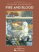 Fire and Blood - for Solo Violin and Orchestra Violin with Piano Reduct