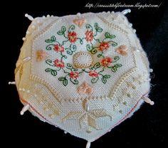 Dream Stitcher: Heirloom Embroideries
