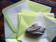 onion skin envelopes