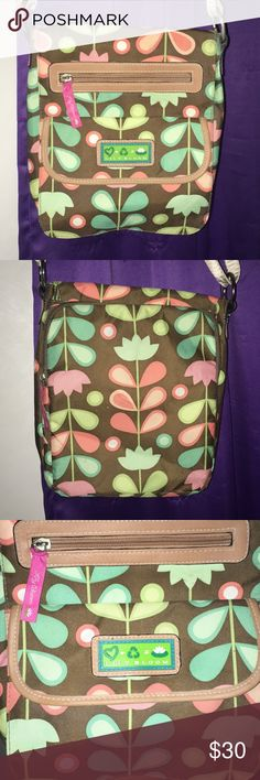 Crossbody bag purse Lily Bloom cross body bag never used (tags have been removed but relatively brand new) Lily Bloom Bags Crossbody Bags