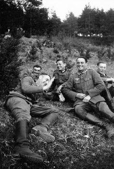 Soldiers Erinnerungen. Germany, 1935 - 1945