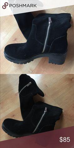 0cda57d539d 19 Best Michael Kors Suede Boots images