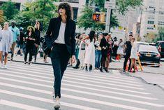 FWPE16 Street Looks at New York Fashion Week Spring/Summer 2016 39