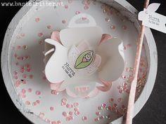 Lotusblüten Verpackung