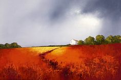 Cinnamon World [Barry Hilton-A054] - $500.00 painting by oilpaintingsartmaker.com