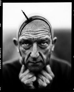 Stephan Vanfleteren, Belgium photographer