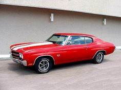 '70 chevelle muscle car