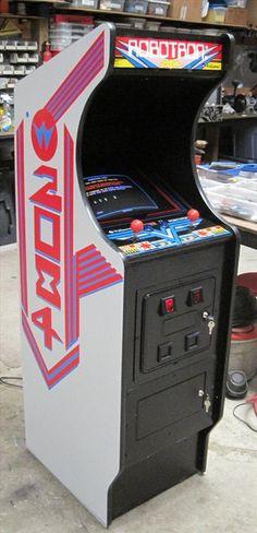 Image result for robotron arcade