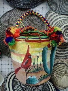 Mochila Indígena Wayu Valledupar Colombia