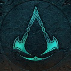 The logo for the next upcoming Assassins Creed game Assassins Creed Tattoo, Assassins Creed Dibujos, Tatuajes Assassins Creed, Arte Assassins Creed, Assassins Creed Black Flag, Assassins Creed Origins, Assassins Creed Odyssey, Assasins Cred, Assassin's Creed Black