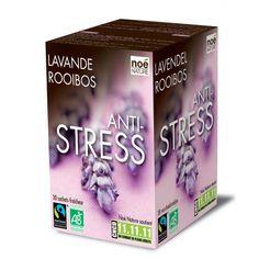 Infusion bio-équitable   ANTI-STRESS LAVANDE   ROOIBOS - SeBio Je Veux  Dormir 0d32d67bef4