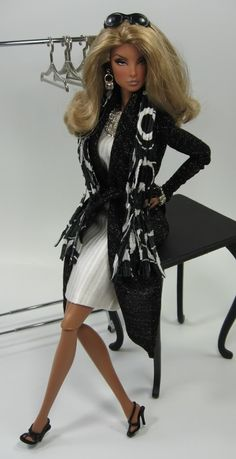 Two new Fashions for FR and Silkstone Barbie
