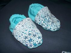 Tuto chaussons, coutures invisibles - Sica's Collection