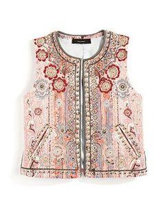 Moda Watch: Isabel Marant Spring 2013