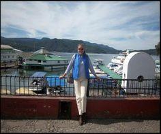Patty Aguirre in Valle de Bravo, State of Mexico. Mexico. ♡