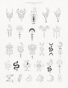 Cute Tiny Tattoos, Dainty Tattoos, Little Tattoos, Pretty Tattoos, Symbolic Tattoos, Mini Tattoos, Small Tattoos, Tiny Finger Tattoos, Small Tattoo Symbols