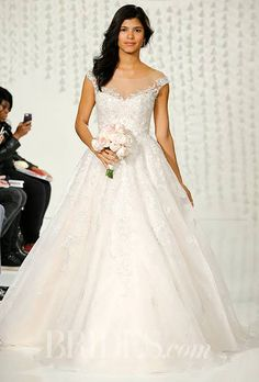 Watters - Fall 2015 | Wedding Dresses Photos | Brides.com