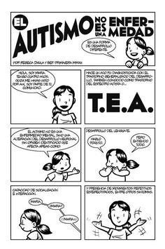 """AUTISMO ASPAU Twitterren: """"Señores periodistas: El #autismo NO es una enfermedad mental.… """""""