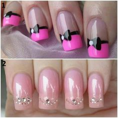 lazos uñas