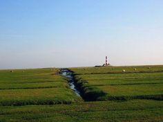 Westerhever Leuchtturm,Eiderstedt