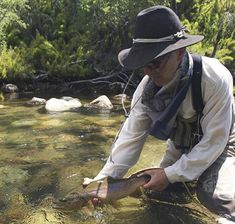 Three Ways to Help Catch-and-Release Trout Survive | Field & Stream