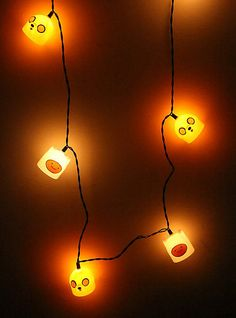 This Adventure Time Light Set Will Please Fans of the Show #holiday #lights trendhunter.com