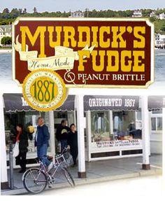 Fudge on Mackinac #puremichigan