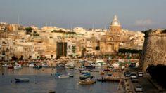 Malta Tilt Shift by ~Ubhejane on deviantART