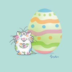 Sandra Boynton Mar The painting of Easter Eggs calls for… Happy Easter Wishes, Tales For Children, Easter Wallpaper, Sandra Boynton, Simons Cat, Hoppy Easter, Easter Bunny, Easter Eggs, Easter Parade