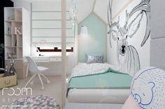 Studio, Bed, Room, Furniture, Home Decor, Bedroom, Decoration Home, Stream Bed, Room Decor