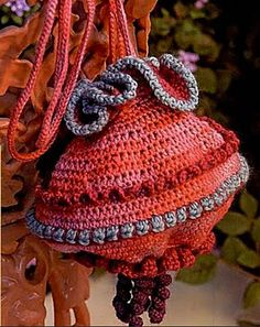 ChineseLantern Handbag