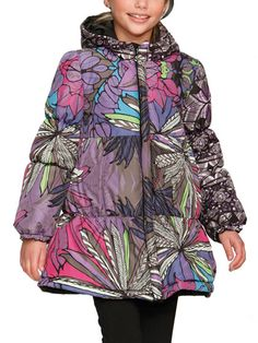 Desigual Girls: Reversible Jacket