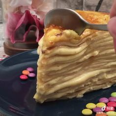 Dessert Simple, Cake Decorating Techniques, Cake Decorating Tips, Easy Lunches For Work, Crepes And Waffles, Food Porn, English Food, Cake Designs, Easy Desserts