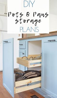 Kitchen Cabinet Orga