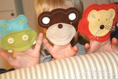 free patterns for finger puppets