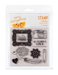 love the stamp set - camera