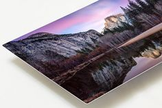 It was a spectacular evening viewing the soft and colorful moonlight bouncing off of Half Dome and the Merced River. This Yosemite metal print would look wonderful in your home or office and add lots of drama and color to your walls. Great as a gift too!  Title: Peaceful Night Reflections in Yosemite Valley  ~ This limited edition photo will be infused directly into the surface of an aluminum sheet with high quality dyes. ~ Because the image is infused into the surface and not on it, your…