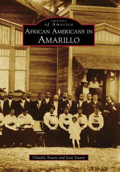 Amarillo became a town in 1887 when merchants opened stores to cater to railroad workers. The first African Americans in the area were Jerry Callaway, who came to the area in 1888 with a white family,