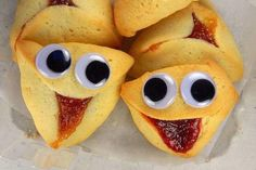 Have to do this for Purim but with sugar eyes