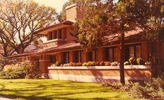 allen house wichita kansas | Henry J. Allen House, Wichita, Kansas - Kansas Memory