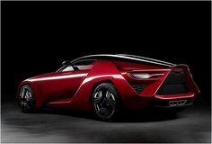 Bertone Mantide (Corvette ZR1) - LGMSports.com
