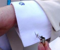 Binder Clips as DIY Emergency Cuff Links