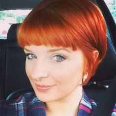 Pretty short bob hairstyle for an amazing looks 043 - Fashionetter